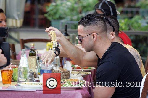 DJ Pauly D, Vinny Guadagnino, Mike 'The Situation'...