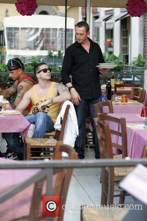 Vinny Guadagnino , DJ Pauly D The cast...
