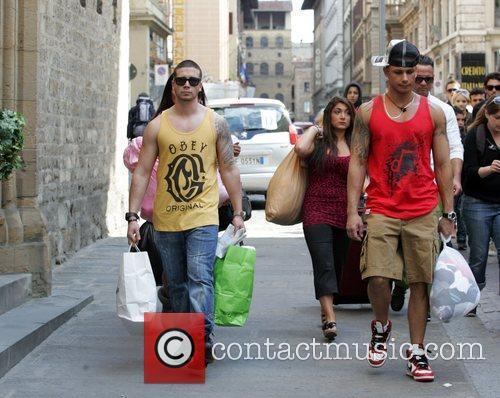 Vinny Guadagnino, Deena Nicole Cortese and DJ Pauly...