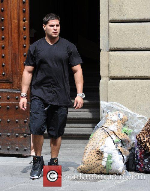 Ronnie Ortiz- Magro 'Jersey Shore' cast members are...