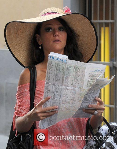 Jenni JWoww Farley The cast of TV show...