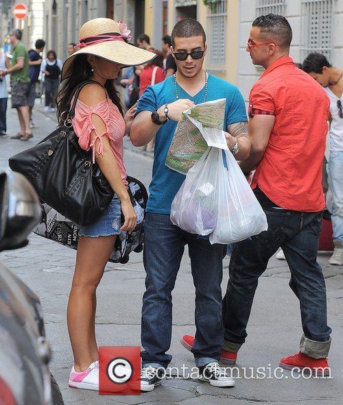 Mike The Situation Sorrentino, Jenni JWoww Farley and...