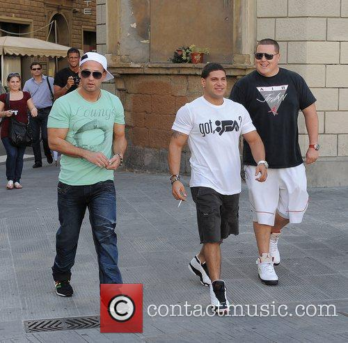 Ronnie Ortiz-Magro, Mike The Situation Sorrentino and a...