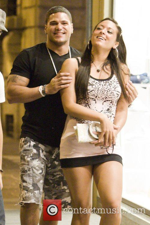 Jersey Shore stars show the love after a...