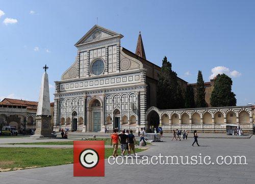 Visit the Santa Maria church in the city...