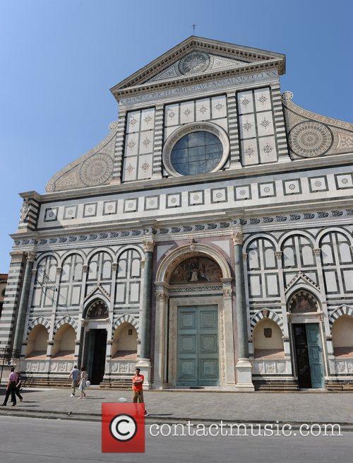 Paul Pauly D DelVecchio Visit the Santa Maria...