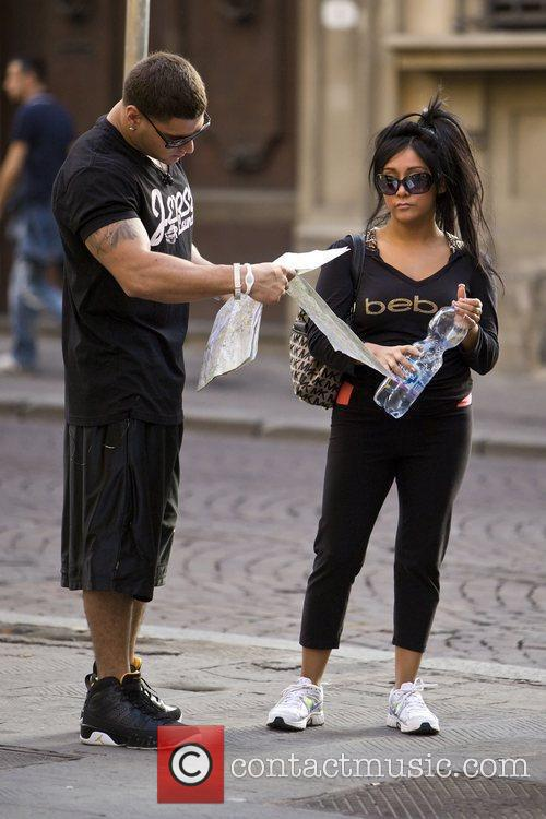 Nicole Polizzi and Jersey Shore 4