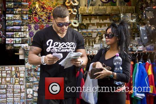Nicole Polizzi and Jersey Shore 9