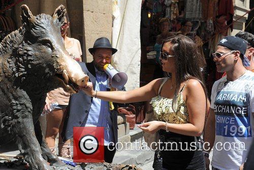 Ronnie Ortiz-Magro and Sammi Sweetheart Giancola  The...