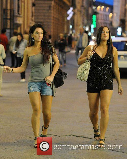 Jersey Shore cast members return early from a...