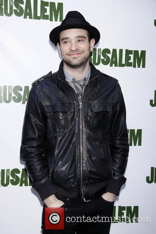 Charlie Cox Opening night of the Broadway production...
