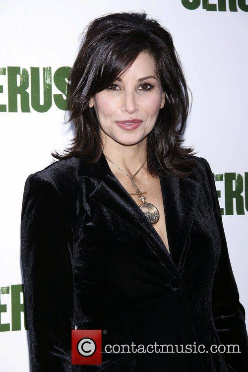 Gina Gershon Opening night of the Broadway production...