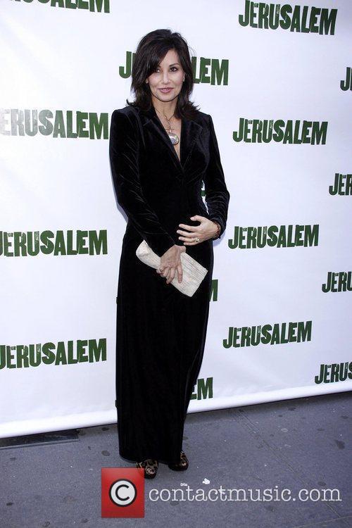 Opening night of the Broadway production of 'Jerusalem'...
