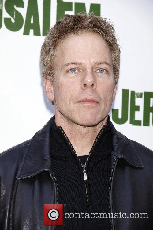 Greg Germann Opening night of the Broadway production...