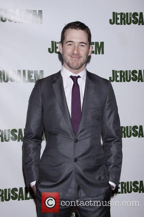 Barry Sloane Opening night after party for the...