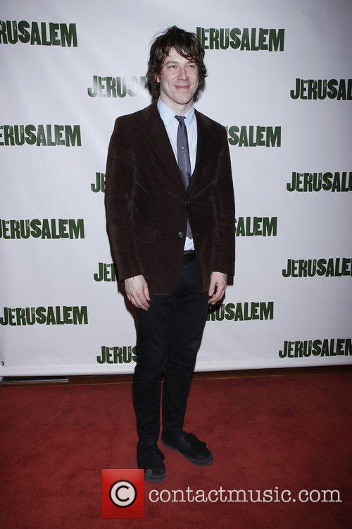John Gallagher, Jr. Opening night after party for...