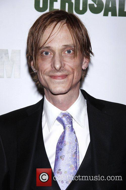 Mackenzie Crook Opening night after party for the...