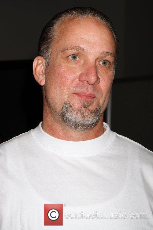 jesse james attends a press conference to 5748917