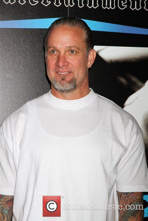 jesse james attends a press conference to 5748924