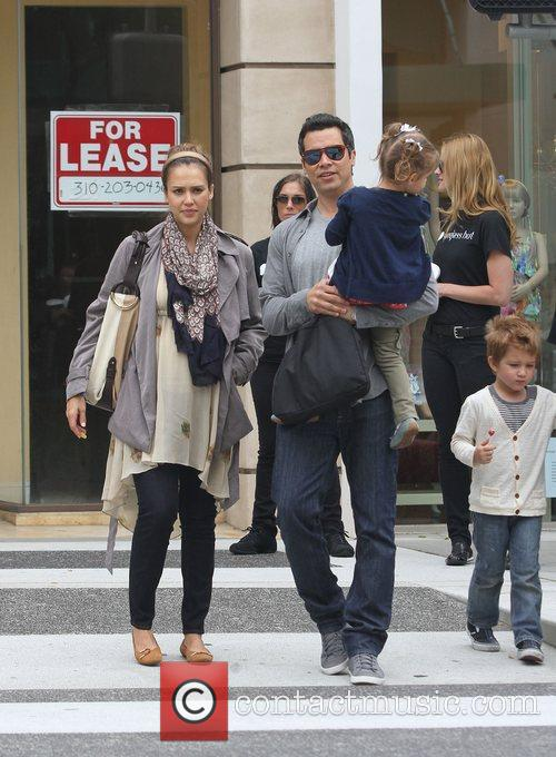 Jessica Alba and Cash Warren 15