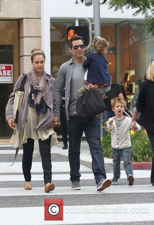 Jessica Alba and Cash Warren 13