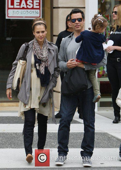 Jessica Alba and Cash Warren 19