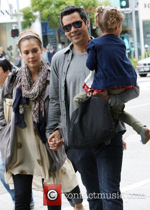 Jessica Alba and Cash Warren 20