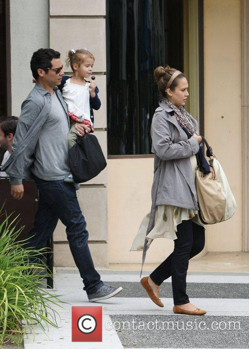 Jessica Alba and Cash Warren 22