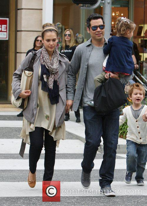 Jessica Alba and Cash Warren 18