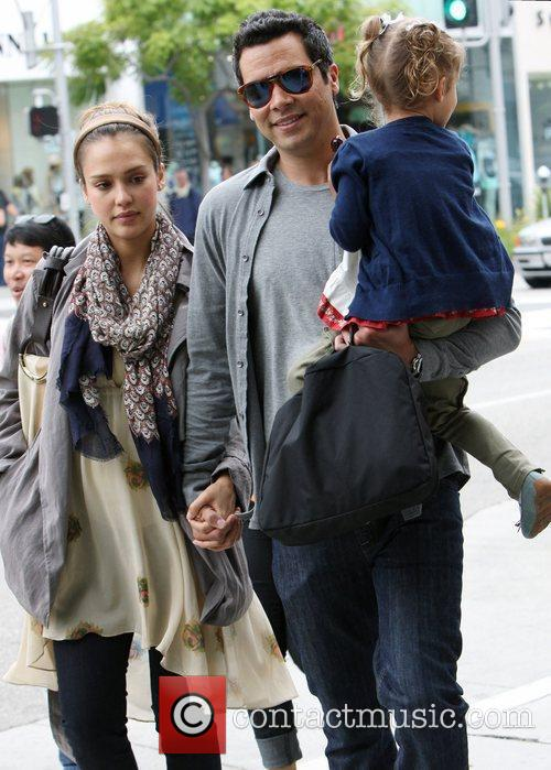 Jessica Alba and Cash Warren 24