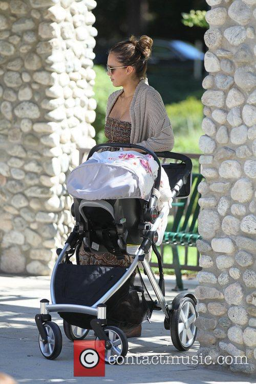 Jessica Alba and Cash Warren 41