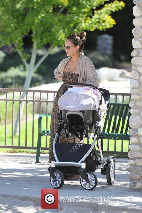 Jessica Alba and Cash Warren 55