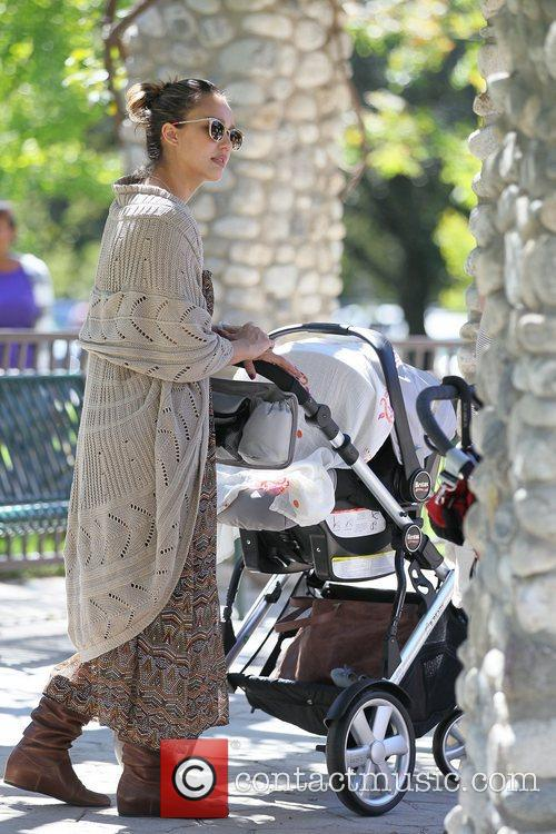Jessica Alba and Cash Warren 49