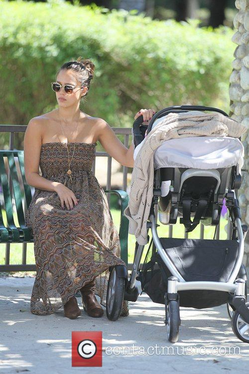 Jessica Alba and Cash Warren 26
