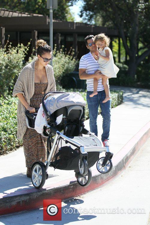 Jessica Alba and Cash Warren 44
