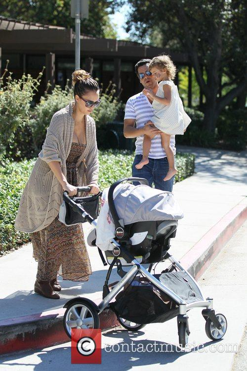 Jessica Alba and Cash Warren 62