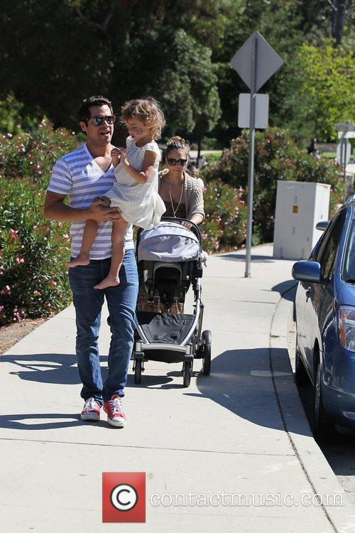 Jessica Alba and Cash Warren 34