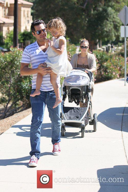 Jessica Alba and Cash Warren 60