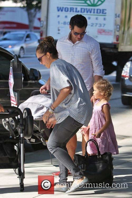 Jessica Alba and Cash Warren 45
