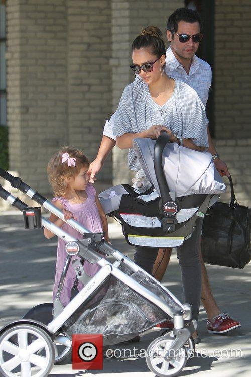 Jessica Alba and Cash Warren 37