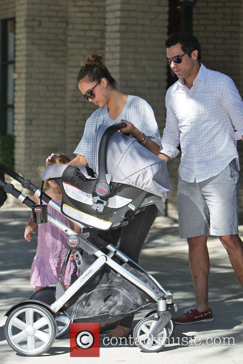 Jessica Alba and Cash Warren 36