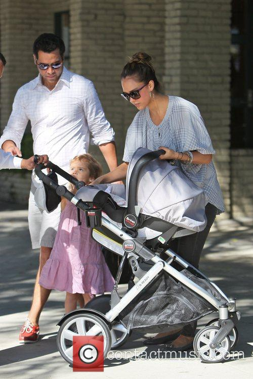 Jessica Alba and Cash Warren 47