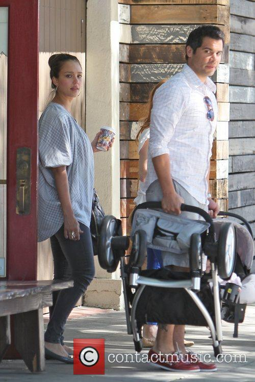 Jessica Alba and Cash Warren 57