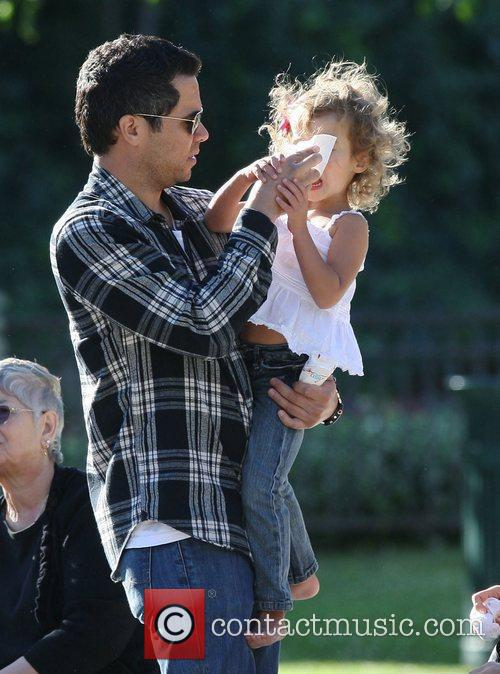 Jessica Alba and Cash Warren 10