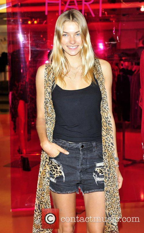 Jessica Hart launches her Neon Hart collection at...