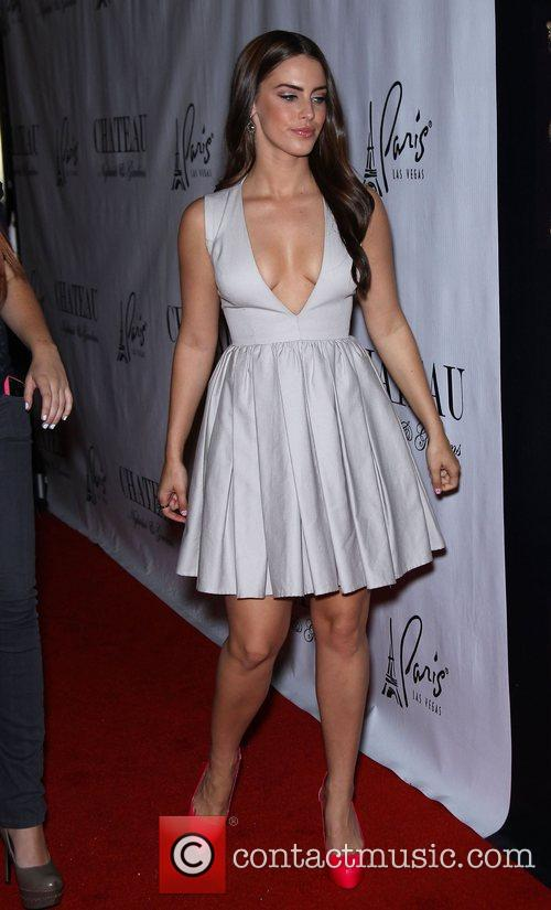 Jessica Lowndes and Planet Hollywood 8
