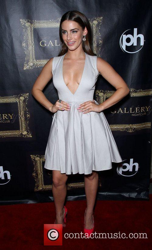 Jessica Lowndes and Planet Hollywood 5