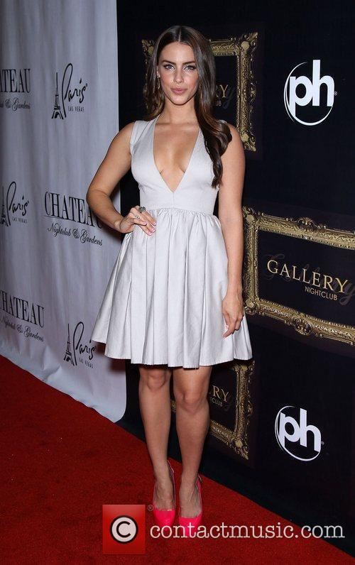 Jessica Lowndes and Planet Hollywood 9