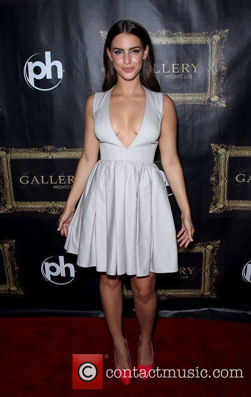 Jessica Lowndes and Planet Hollywood 11