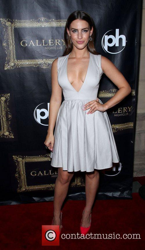 Jessica Lowndes and Planet Hollywood 10